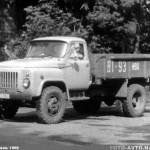 ГАЗ-52-04 (Иваново, июнь 1988)