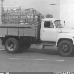 ГАЗ-52-27 (Ленинград, июль 1986)