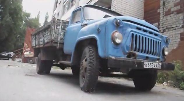 ГаЗ 52 в Воронеже